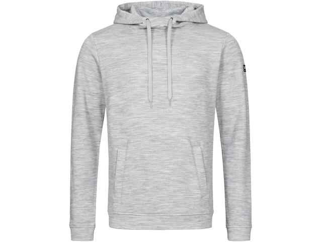 super.natural Knit Hættetrøje Herrer, grå